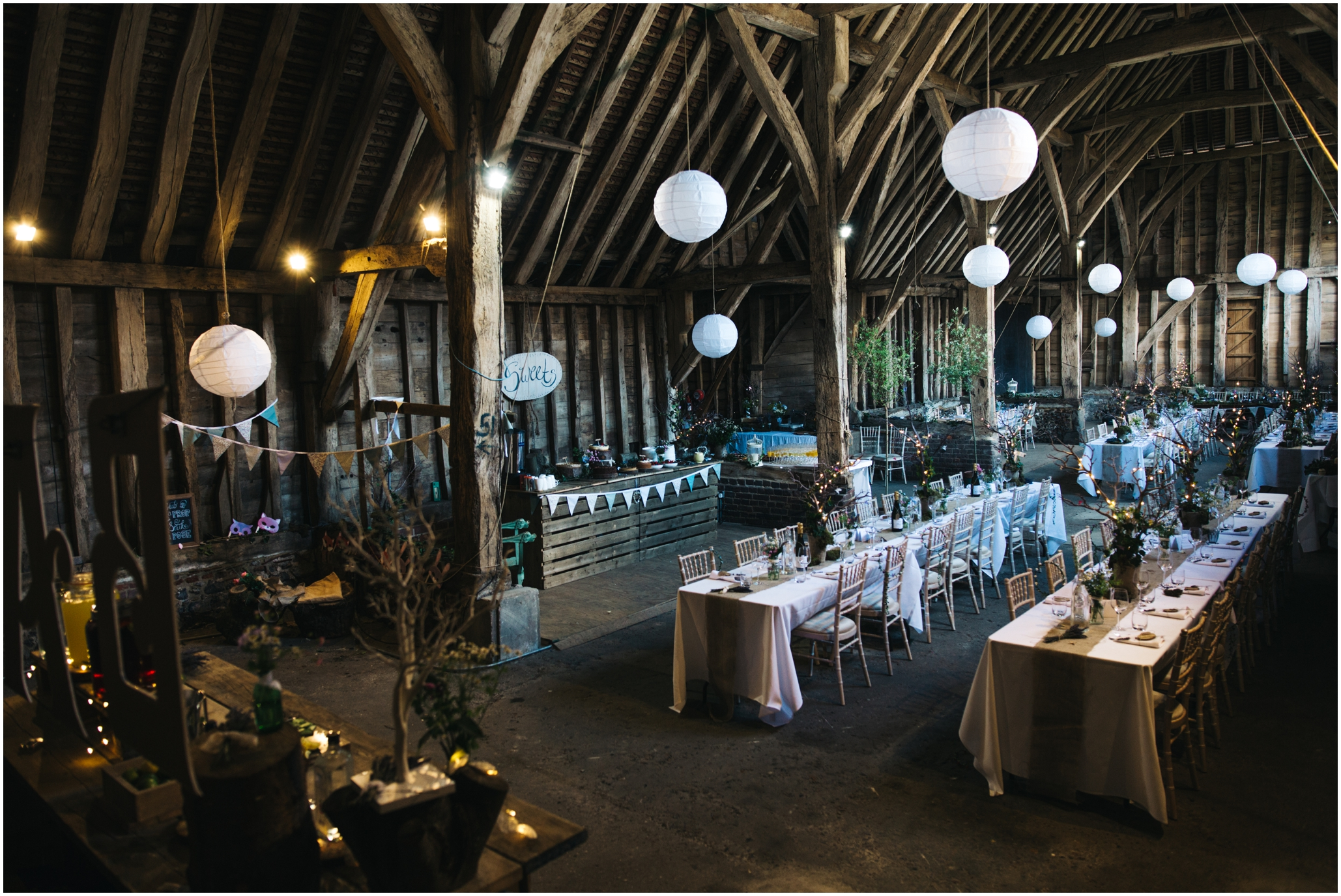 St Albans Boho Barn Wedding Inn On The Park
