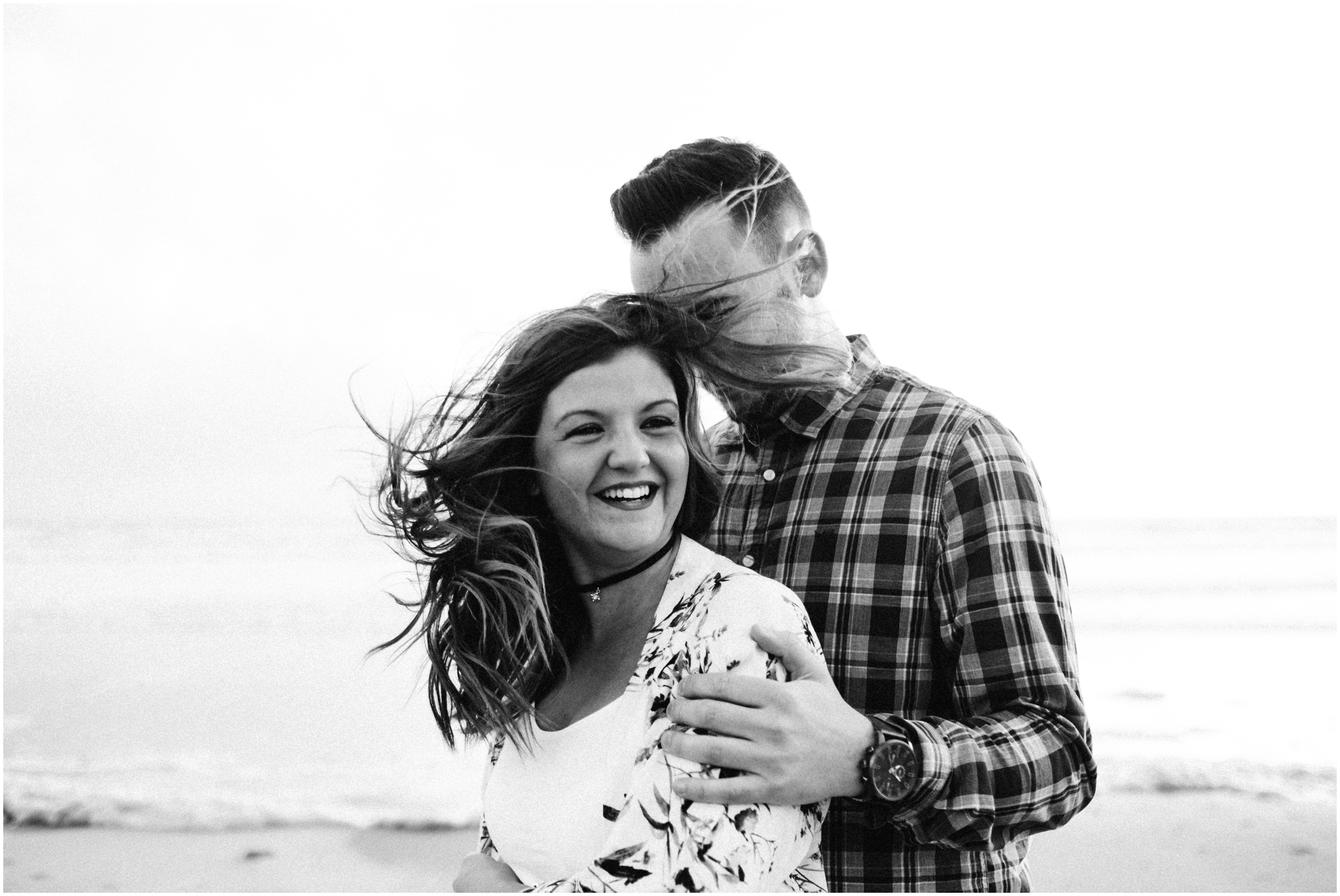 Engagement Shoot Llangennith Beach