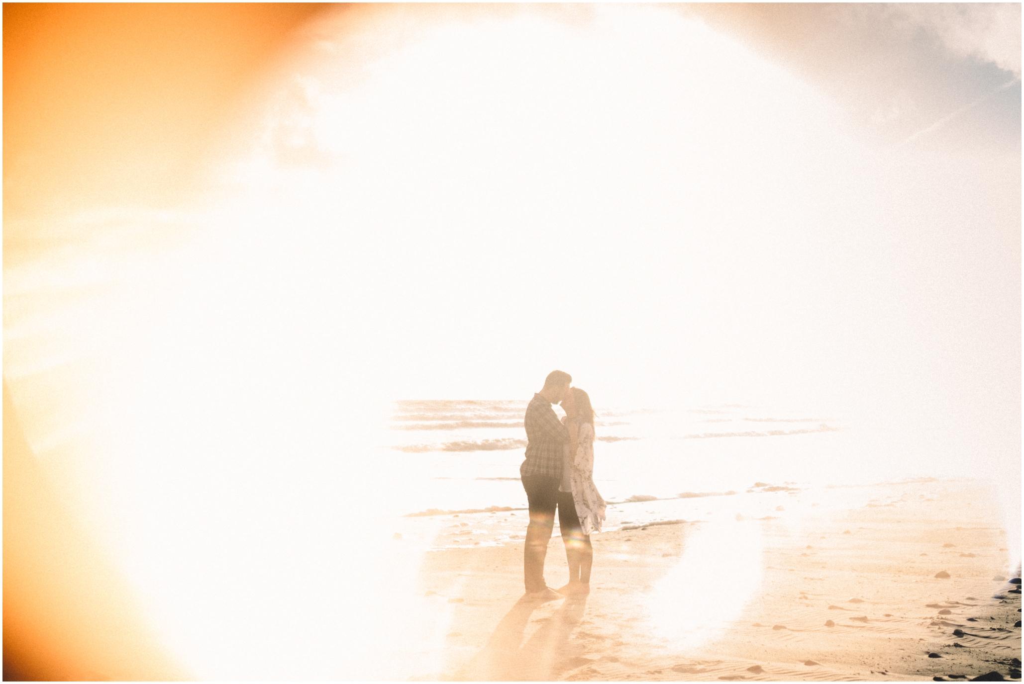 Engagement Shoot Llangennith Beach