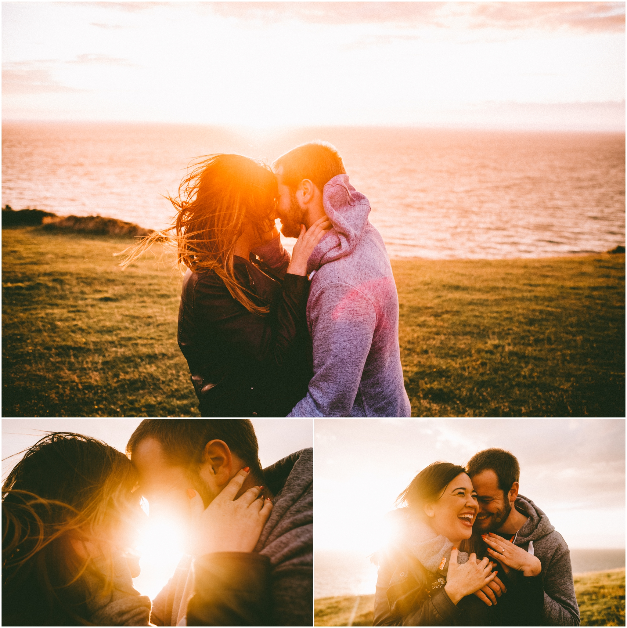 Engagement Shoot Worm's Head Rhossili