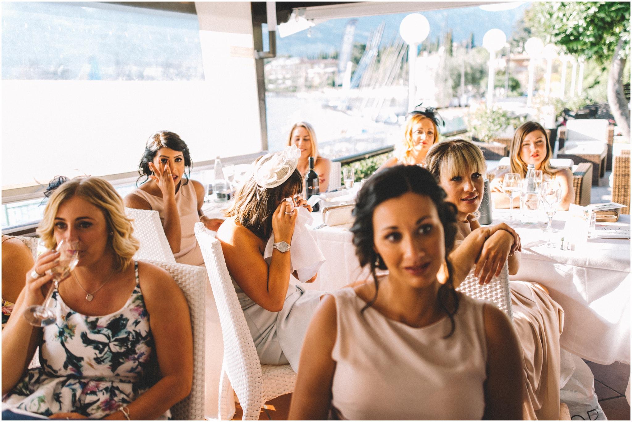 Lake Garda Malcesine Castle Wedding Photography