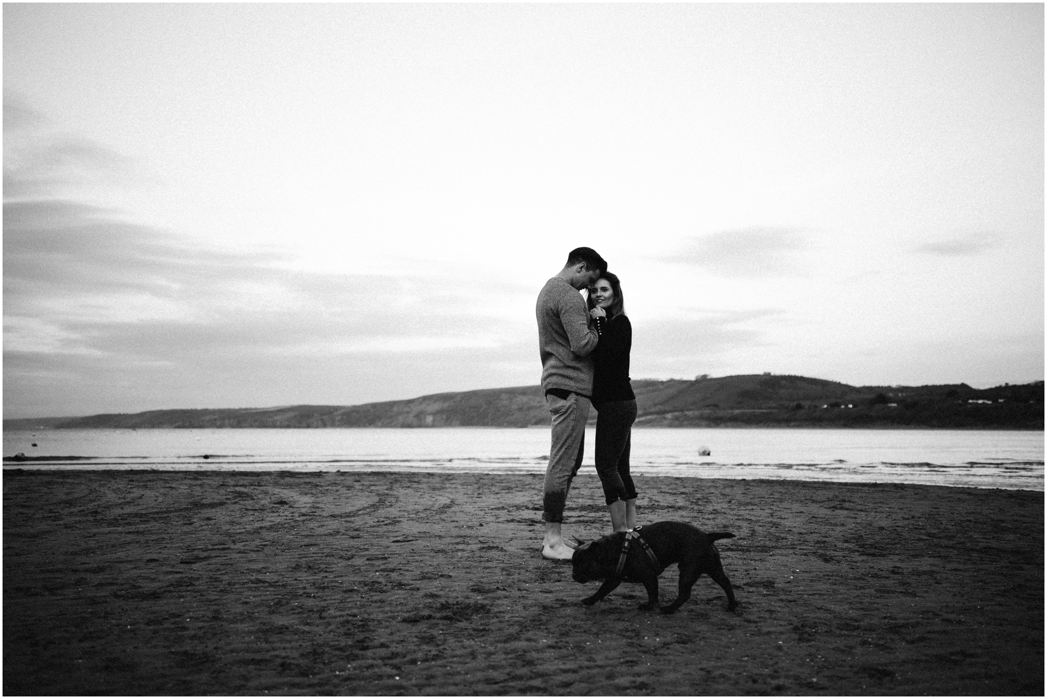 Engagement Photography New Quay