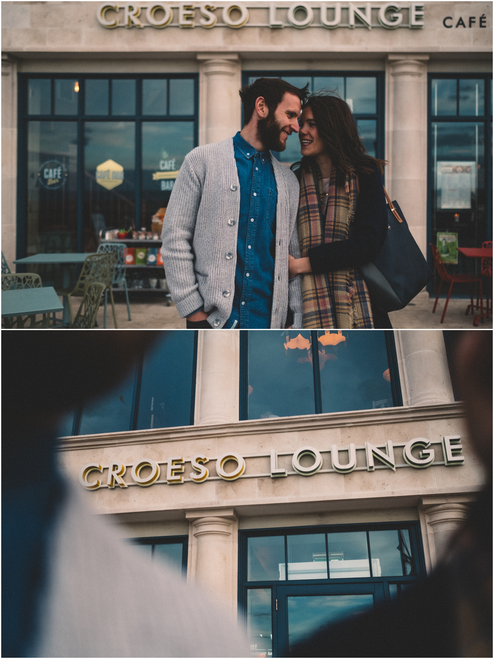 Engagement shoot Swansea